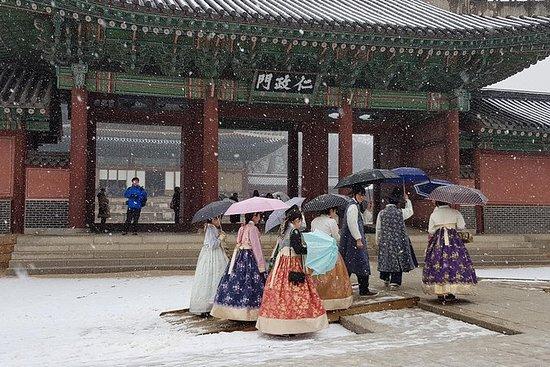 3-dagers essensiell tur-Seoul City...