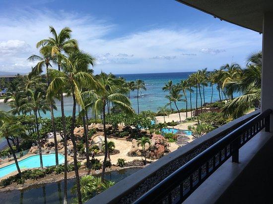 Balcony - Hilton Waikoloa Village Photo