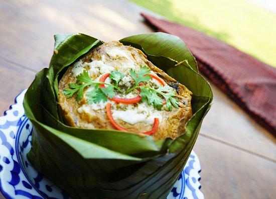 Kravanh Sothearos Blvd: Cambodia's esteemed fish amok on our menu at Kravanh.