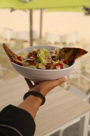 Rafraf, ตูนิเซีย: Byblos Restaurant Lounge