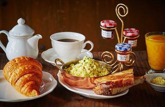 A Parisian morning at Cafe Lilou