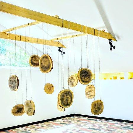 Zelenohir'ya: Музей языков мира - часть экспозиции посвящена искусственным языкам