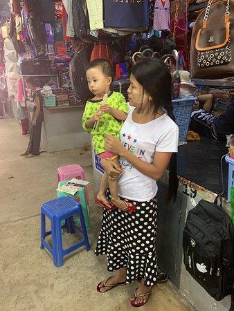 Yenangyaung ภาพถ่าย