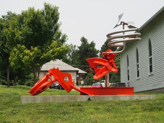 Flatwater Folk Art Museum