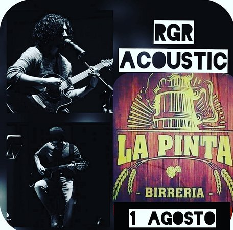 Mirabella Imbaccari, Italie : RGR Acoustic live. Giovedi 1 agosto