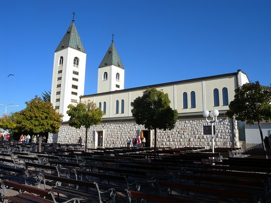 Medugorje, البوسنة والهرسك: Međugorje