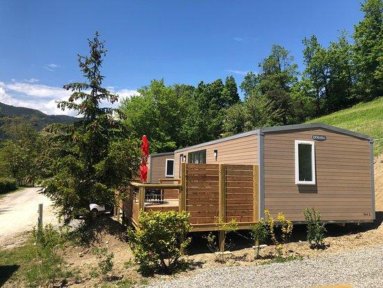 Mayres-Savel, Frankrijk: Mobile home O Hara 944
