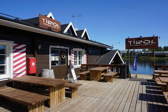 Restaurant Tirol, Tahko