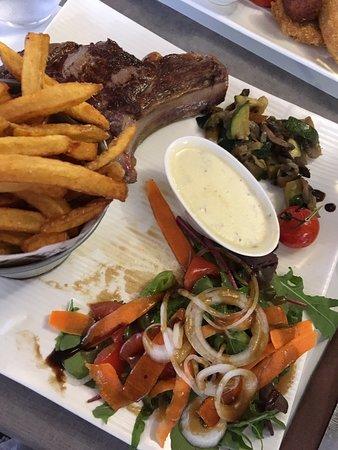 La Calmette, צרפת: Un super repas de qualité, avec service et chef au top !