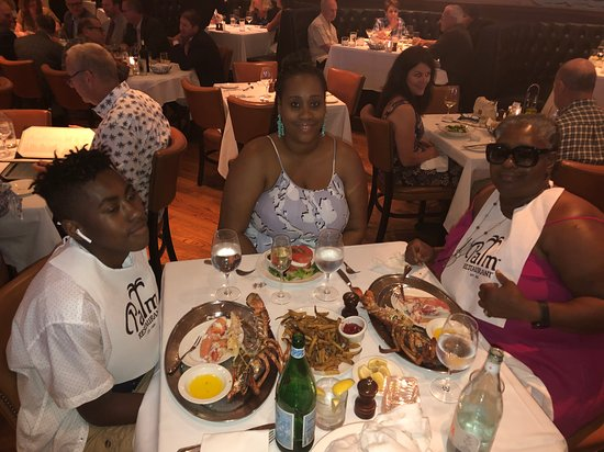 The Palm Las Vegas: Family Dinner