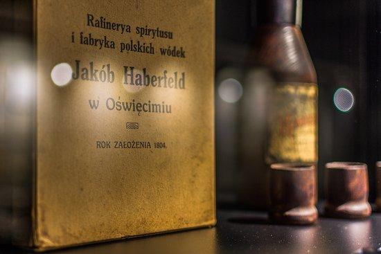 Oswiecim, Pologne : Materiały reklamowe fabryki