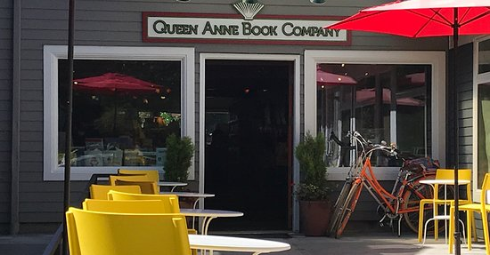 Queen Anne Book Company