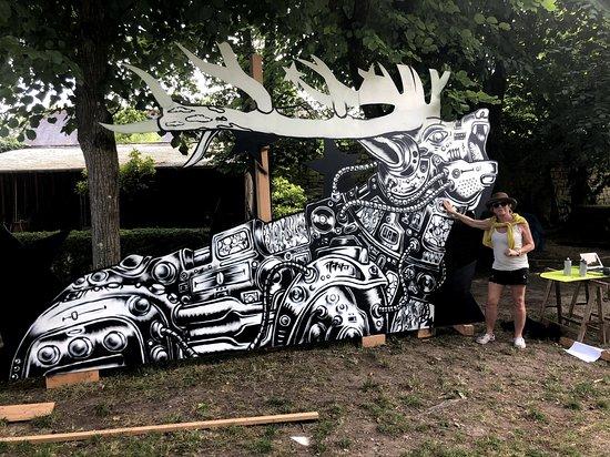 Musée d'Art Urbain - Street Art Parc