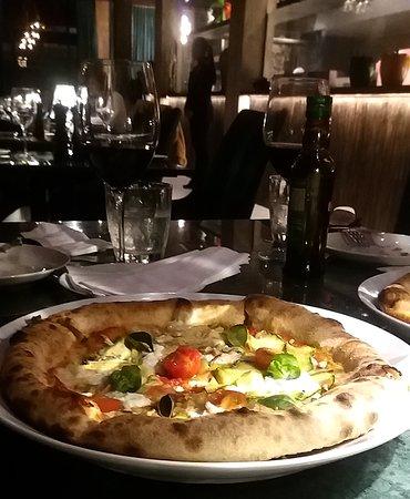 Pizza Zucchini & Bousin