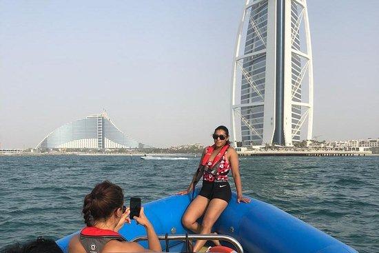Nemo Boat Tour Dubai