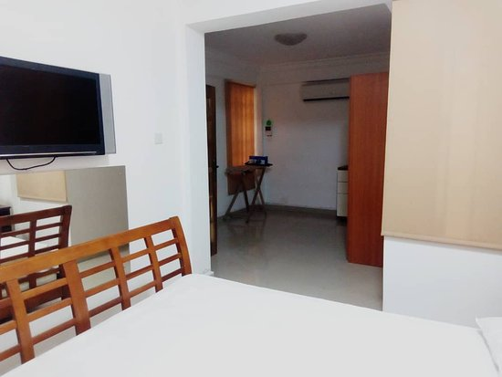 Adenta, กานา: 2 bedroom fully furnished for short and long term rental