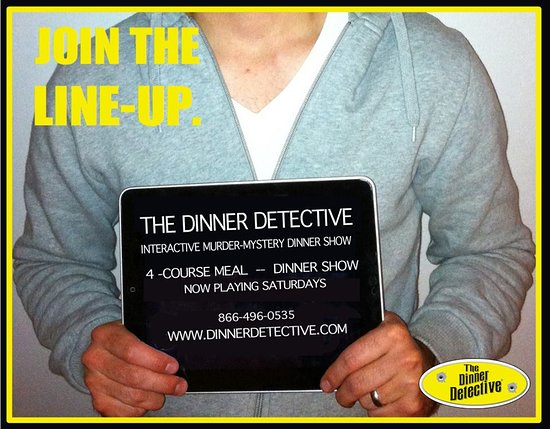 The Dinner Detective Murder Mystery Dinner Show Philadelphia