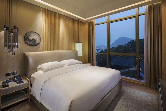 深圳蛇口希爾頓南海酒店