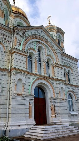 Kultayevo, Rusia: Church of St. John the Baptist