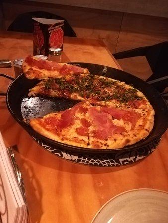 La mejor pizza de Medellín