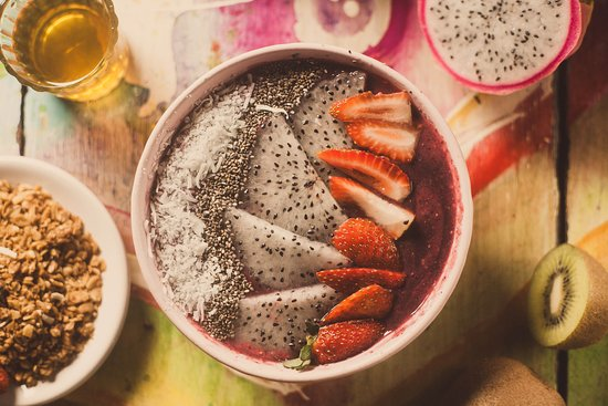 Bowl, Healthy Bowl, Smoothies, breakfast  ACAI BOWL