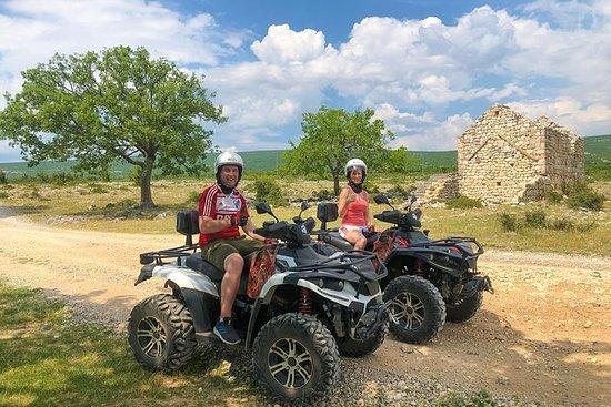 Mejor safari en quad con salida desde...