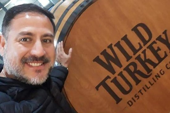 Bourbon Trail: WoodFord & Four Roses...