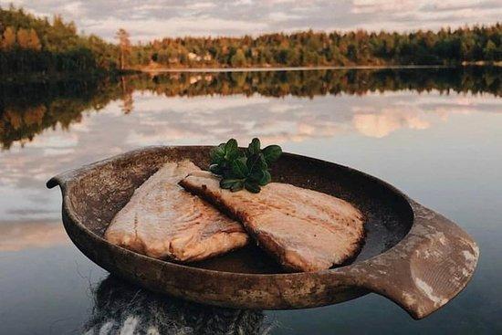 ヘルシンキの伝統的なフィンランド式サウナと食べ物に関する個人的な知識