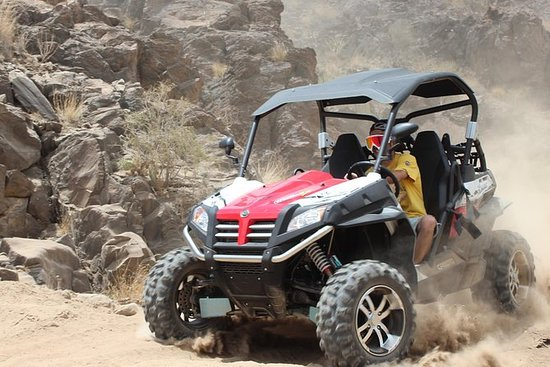 Buggy Pirates tour Gran Canaria el...