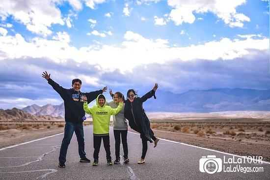 Death Valley og Tecopa Hot...