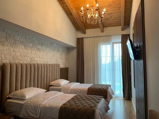 Barbullush, Albania: Twin Room