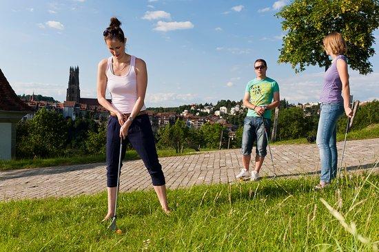 Golf Urbain