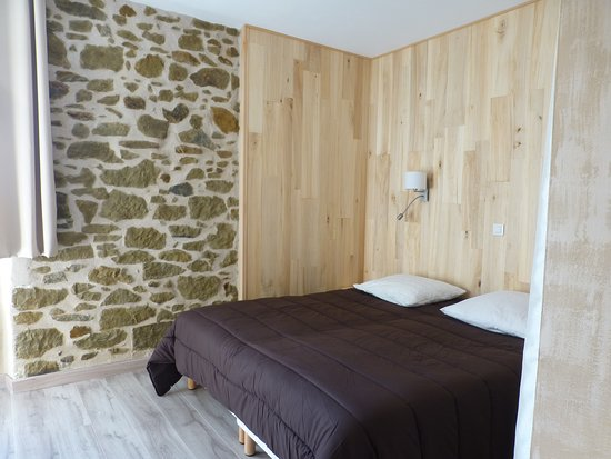 Simiane-la-Rotonde, Pháp: chambre