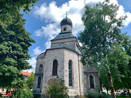 Salinenkapelle St. Rupert und Maximilian