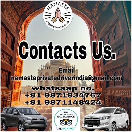 Namaste Private Driver India