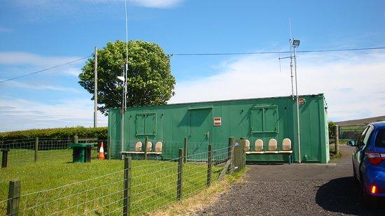 Skelmorlie secret bunker照片