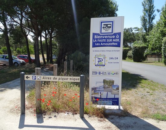 Plage Naturiste de la Pointe d'Arçay