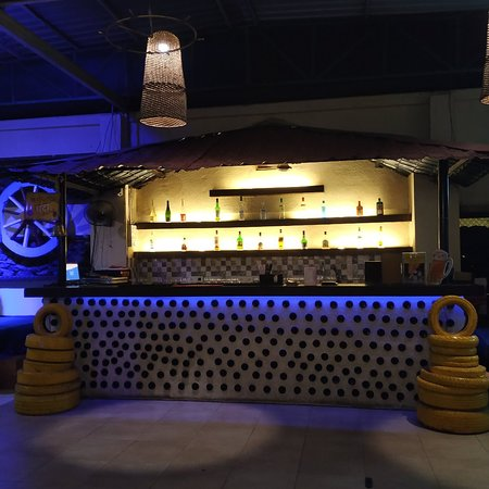 Fusion of Dhaba and Rooftop restaurant