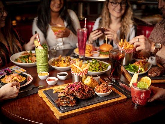 TGI FRIDAYS - EDINBURGH - New Town - Updated 2019 Restaurant