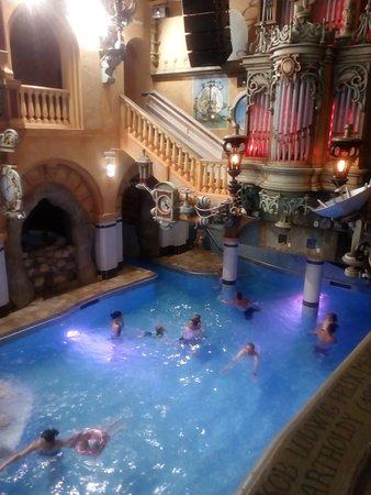 Liberec Region, República Checa: Aquapark