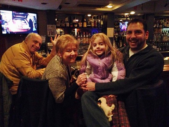 the fam at the Emerson!