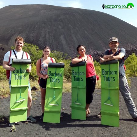 ‪‪Cerro Negro‬: ¡¡Irlanda in the house!!‬