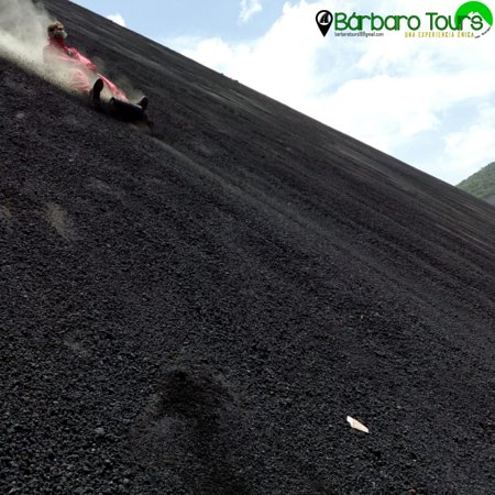 ‪‪Cerro Negro‬: AT FULL SPEED‬