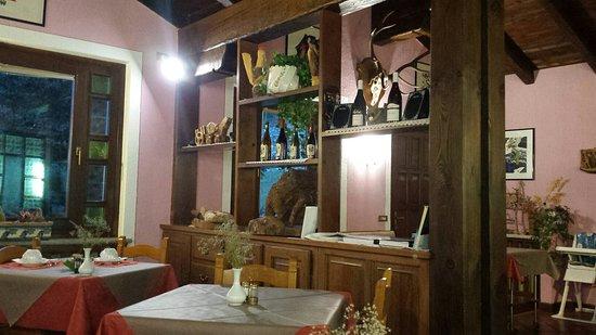 La Maison du Bon Megnadzo: Sala colazione / cena