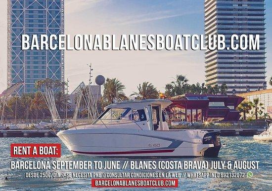 Barcelona Blanes Boat Club