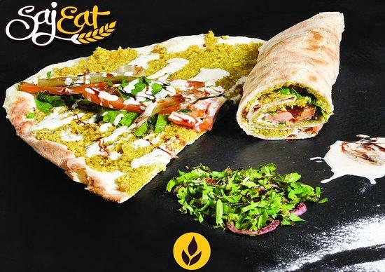 image Saj Eat sur Genève