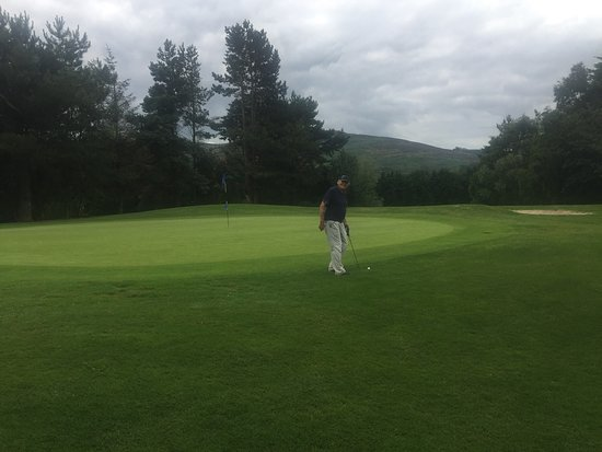 Warrenpoint Golf course