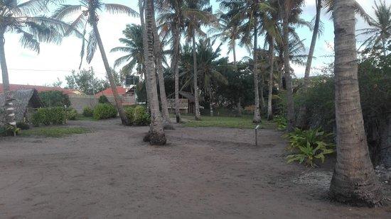 Tofinho, โมซัมบิก: Camping area