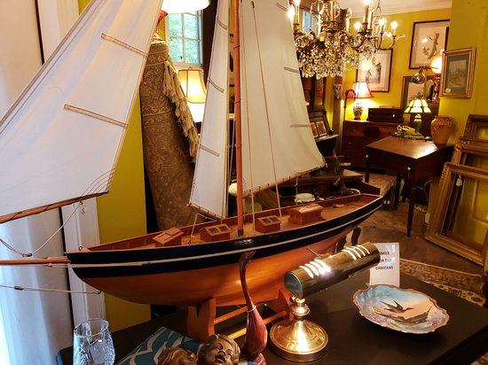 TreeHouse Antiques Center: SAIL AWAY TO TREEHOUSE