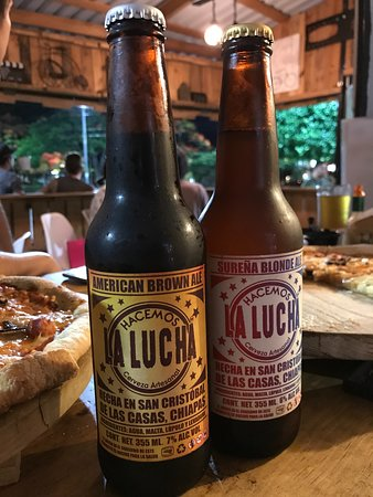 La cerveza de la casa, de SCLC.